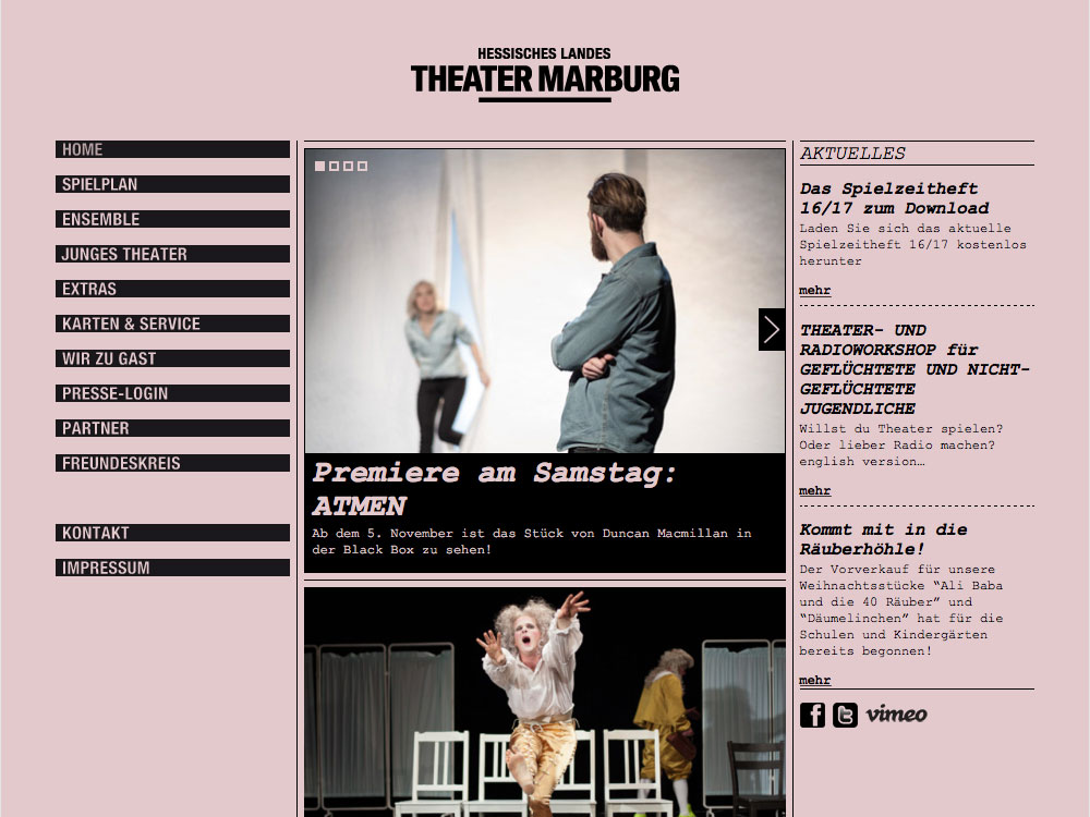 Theater Marburg